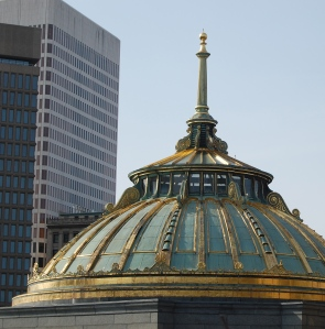 Providence Rhode Island landmark bank